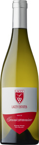 Lacey Estates Gewurztraminer 2014, VQA Prince Edward County Bottle
