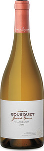 Domaine Bousquet Organic Grand Reserve Chardonnay 2012, Tupungato Valley Bottle