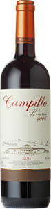 Campillo Reserva 2008, Doca Rioja Bottle