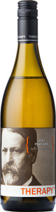 Therapy Vineyards Pinot Gris 2013, BC VQA Okanagan Valley Bottle