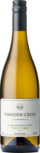Tinhorn Creek Pinot Gris 2013, Okanagan Valley Bottle