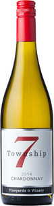 Township 7 Chardonnay 2013, BC VQA Fraser Valley Bottle