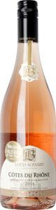 Louis Bernard Cotes Du Rhone Rose 2014, Cotes Du Rhone Bottle