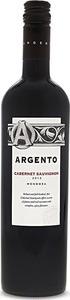 Argento Cabernet Sauvignon 2014, Mendoza Bottle