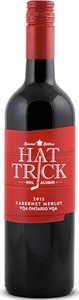 Colio Hat Trick N H L Alumni Cab Merlot 2014, Ontario VQA Bottle