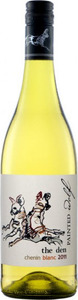 Painted Wolf The Den Chenin Blanc 2014, Coastal Region, South Africa Bottle
