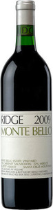 Ridge Monte Bello (375 Ml) 2012, Santa Cruz Mountains (375ml) Bottle