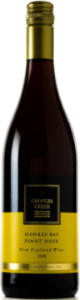 Coopers Creek Pinot Noir 2013, Marlborough, South Island Bottle