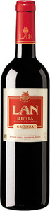 Lan Crianza 2011 Bottle