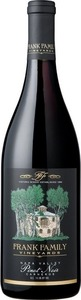 Frank Family Vineyards Pinot Noir 2013, Carneros Bottle