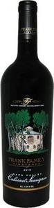 Frank Family Cabernet Sauvignon 2012, Napa Valley Bottle