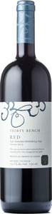 Thirty Bench Red 2013, VQA Niagara Peninsula Bottle