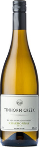 Tinhorn Creek Chardonnay 2013, BC VQA Okanagan Valley Bottle