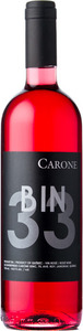 Carone Bin 33 Rosé 2014 Bottle