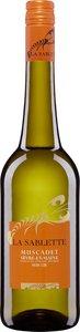 La Sablette Muscadet Sèvre Et Maine Sur Lie 2014 Bottle