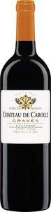 Château De Carolle 2012, Ac Graves Bottle