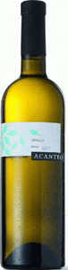 Acanteo Grillo 2014, Terre Siciliane Bottle