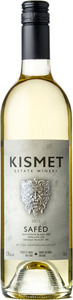 Kismet Safed 2013, BC VQA Okanagan Valley Bottle