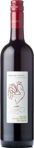 Red Rooster Cabernet Merlot 2012, BC VQA British Columbia Bottle