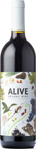 Summerhill Pyramid Winery Alive Organic Red 2011, BC VQA Okanagan Valley Bottle