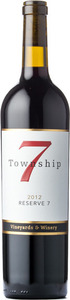 Township 7 Reserve 7 2012, Oliver, Okanagan Valley Bottle
