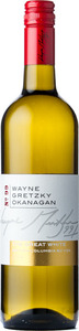 Wayne Gretzky Okanagan The Great White 2012, VQA Okanagan Valley Bottle