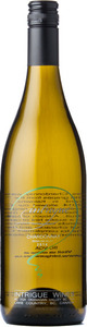 Intrigue Chardonnay 2014, BC VQA Okanagan Valley Bottle