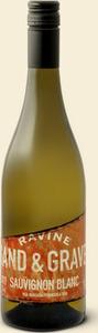 Ravine Sand & Gravel Sauvignon Blanc 2014 Bottle