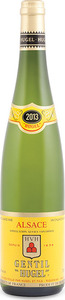Hugel Gentil 2013, Ac Alsace Bottle