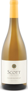 Scott Family Estate Dijon Clone Chardonnay 2013, Arroyo Seco, Monterey Bottle