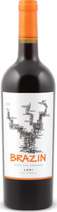 Brazin (B)Old Vine Zinfandel 2012, Lodi Bottle