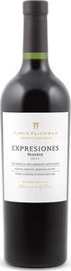 Finca Flichman Expresiones Reserve Shiraz/Cabernet Sauvignon 2012, Mendoza Bottle