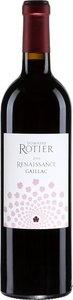 Domaine Rotier Gaillac Renaissance 2011, Ac Gaillac Bottle