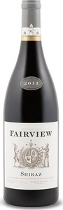 Fairview Shiraz 2013, Wo Coastal Region Bottle