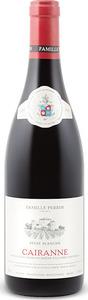 Perrin Peyre Blanche Cairanne Côtes Du Rhône Villages 2013, Ac Bottle