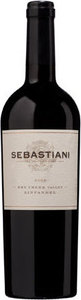 Sebastiani Zinfandel 2012, Sonoma County Bottle