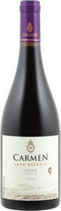 Carmen Gran Reserva Syrah 2012, Apalta Bottle