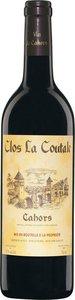 Clos La Coutale Cahors 2013 Bottle