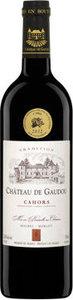 Château De Gaudou Tradition Cahors 2014, Ac Bottle