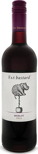 Fat Bastard Merlot 2013, Vin De Pays D'oc Bottle