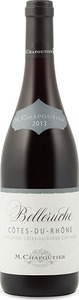M. Chapoutier Belleruche Côtes Du Rhône 2013 Bottle