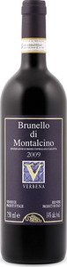 Verbena Brunello Di Montalcino 2009 Bottle