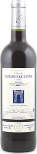 Château Godard Bellevue 2011, Ac Côtes De Bordeaux   Francs Bottle
