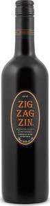 Zig Zag Zin Zinfandel 2012, Mendocino County Bottle
