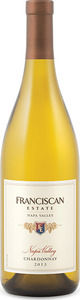 Franciscan Chardonnay 2013, Napa Valley Bottle