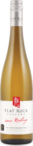 Flat Rock Riesling 2014, VQA Twenty Mile Bench, Niagara Peninsula Bottle