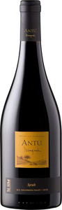 Montgras Antu Syrah 2012, Colchagua Valley Bottle