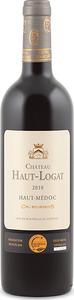 Château Haut Logat 2010, Cru Bourgeois, Ac Haut Médoc Bottle