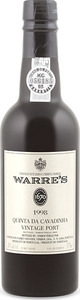 Warre's Quinta Da Cavadinha Vintage Port 1998, Btld. 2000, Dop (375ml) Bottle