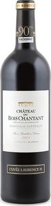Château Du Bois Chantant Cuvée Laurence H. 2012, Ap Bordeaux Supérieur Bottle